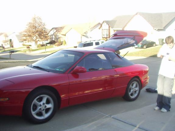 Ericzgt S 1995 Ford Probe In St Peters Mo