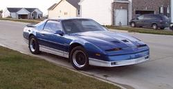 FlashWS6 1987 Pontiac Trans Am