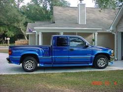 90towncar 1993 Chevrolet C/K Pick-Up