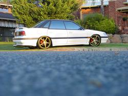 SPESHAL2s 1992 Subaru Legacy
