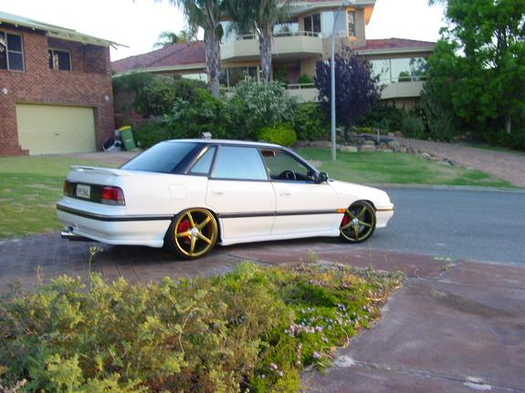 Another SPESHAL2 1992 Subaru Legacy post... - 914664