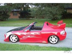 way2low2go 1995 Honda del Sol