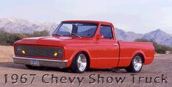 1967man92 1967 Chevrolet C/K Pick-Up