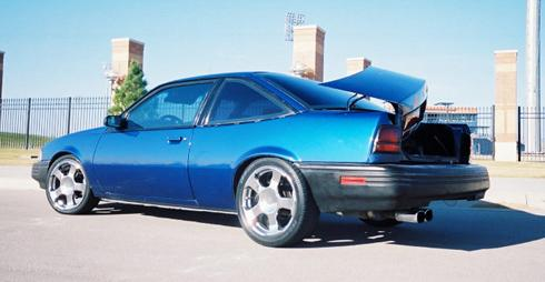 Another 02on19s 1991 Chevrolet Cavalier post... - 916847