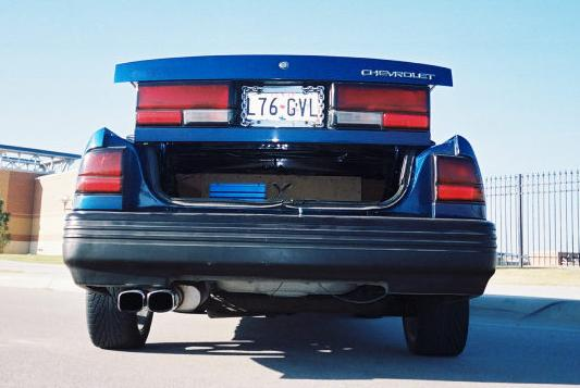 Another 02on19s 1991 Chevrolet Cavalier post... - 916848
