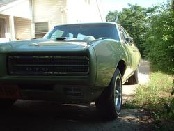 gookdawg1s 1969 Pontiac GTO