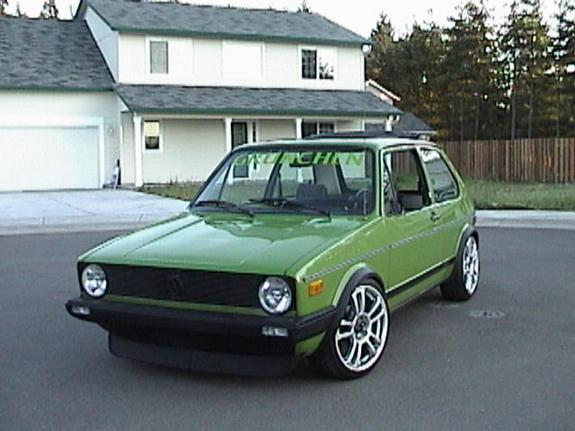 Ragtoprabbit 1977 Volkswagen Rabbit Specs Photos Modification Info
