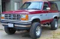 Mikes_Bronco 1989 Ford Bronco II