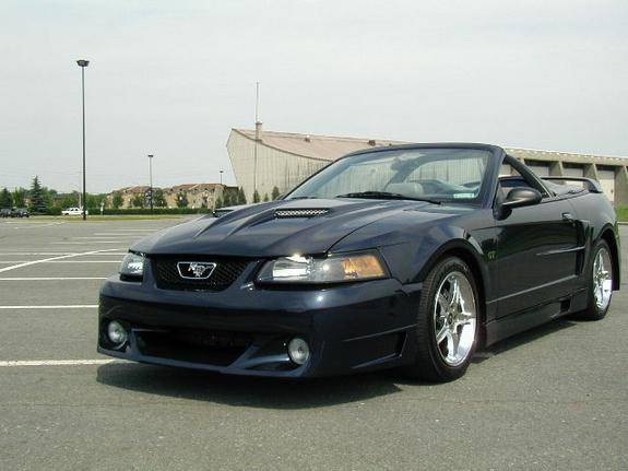 Vreckvent00 2001 Ford Mustang