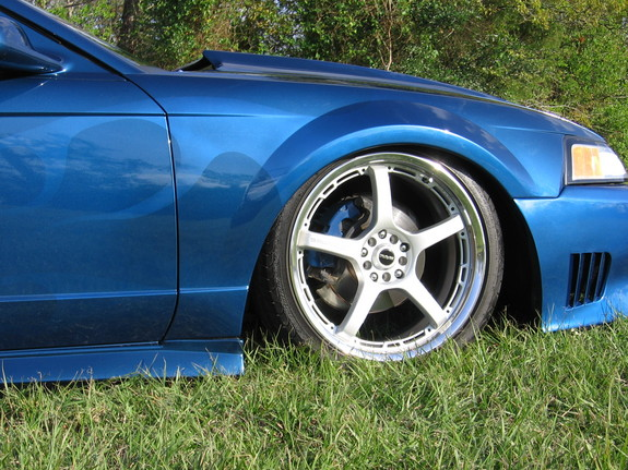 Another flamedstang 1999 Ford Mustang post... - 924658