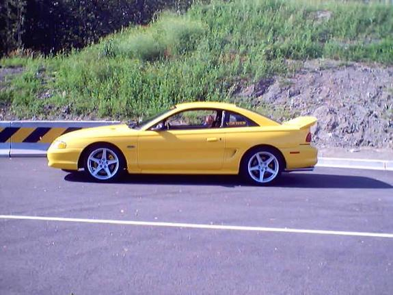 vortech_stang 1998 Ford Mustang