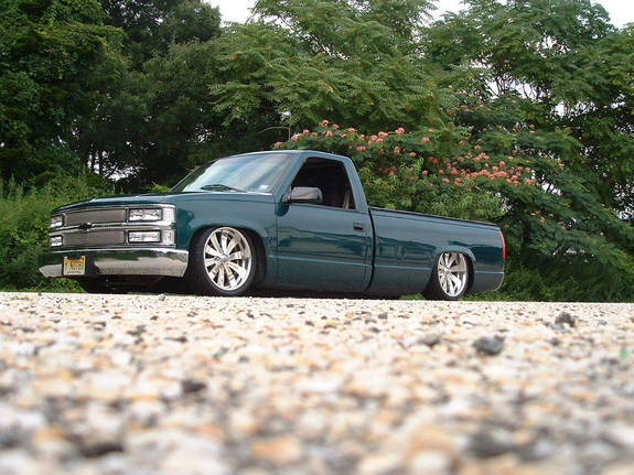 ynot80 1998 Chevrolet C/K Pick-Up