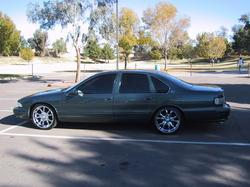 Another stuntin 1996 Chevrolet Caprice post... - 925843