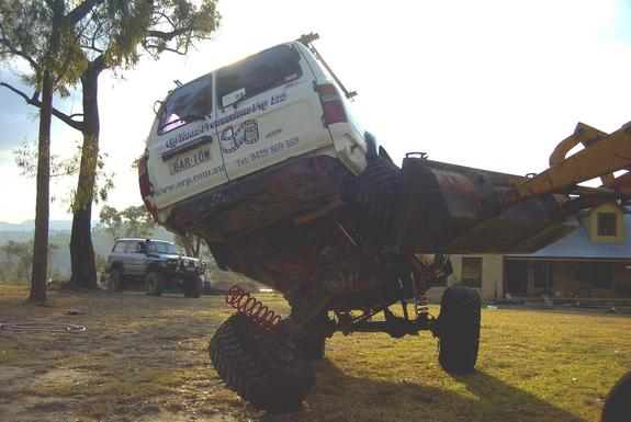 Another Gigantor 1990 Toyota Land Cruiser post... - 928399