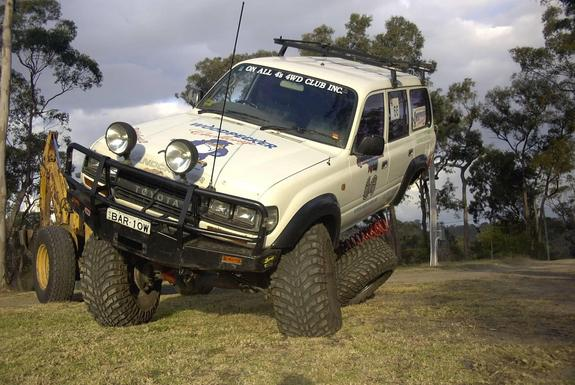 Another Gigantor 1990 Toyota Land Cruiser post... - 928400