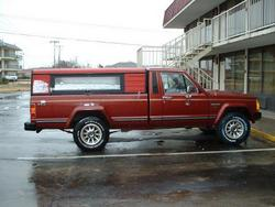 ThirdTimes 1986 Jeep Comanche Regular Cab