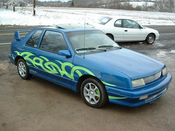 Another brianb1 1993 Dodge Shadow post... - 934106