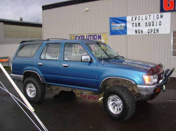 Another memphisrunner 1992 Toyota 4Runner post... - 934121