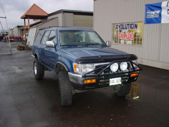Another memphisrunner 1992 Toyota 4Runner post... - 934122