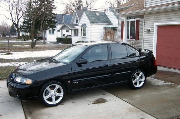 ny98gt 2003 nissan sentra specs photos modification info at cardomain. Black Bedroom Furniture Sets. Home Design Ideas