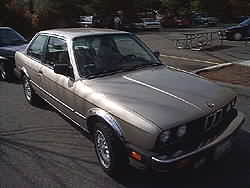 nwilcoxs 1985 BMW 3 Series
