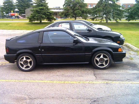 tenzorcrxsi 1987 honda crx specs photos modification. Black Bedroom Furniture Sets. Home Design Ideas