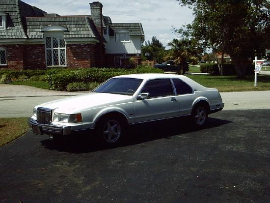 Another badassbitch123 1991 Lincoln Mark VII post... - 942287