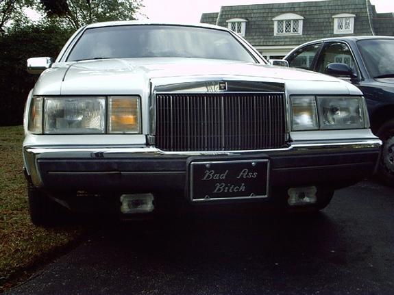 Another badassbitch123 1991 Lincoln Mark VII post... - 942288