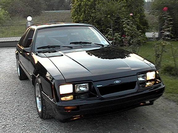 Another LOCASH 1986 Ford Mustang post... - 942440