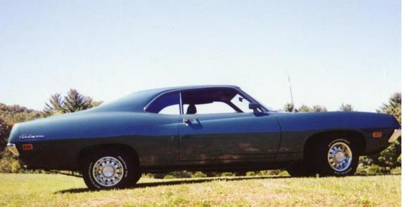 Another thegreencar 1970 Ford Fairlane post... - 947257