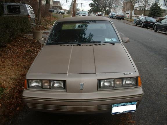 Another Label1383 1984 Oldsmobile Firenza post... - 947419