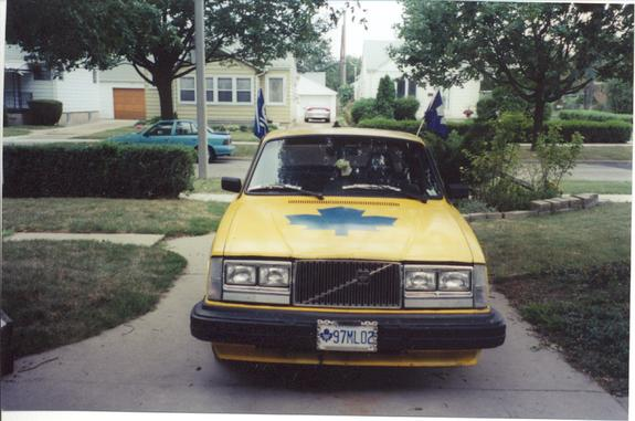 Another leaf13 1982 Volvo 200-Series post... - 947788