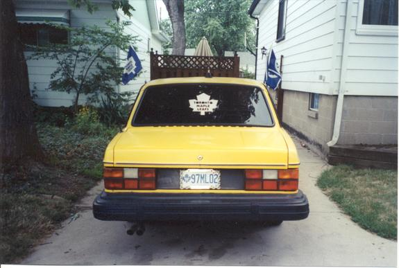 Another leaf13 1982 Volvo 200-Series post... - 947789