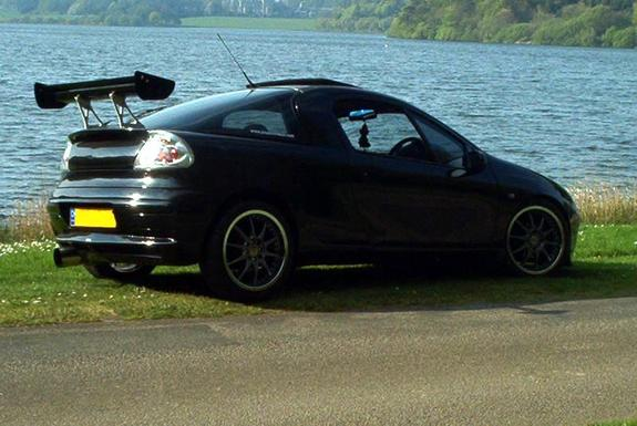 Another Scotcruise 1999 Peugeot 206 post... - 950279