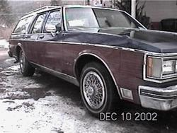 dave1973us 1988 Oldsmobile Custom Cruiser