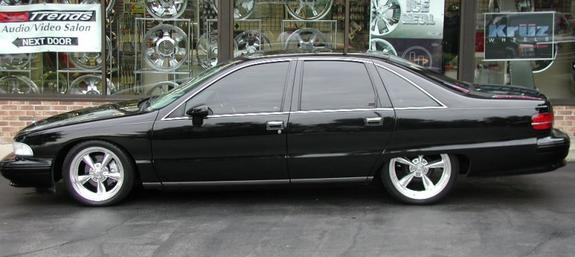 Another stuntin 1996 Chevrolet Caprice post... - 953107
