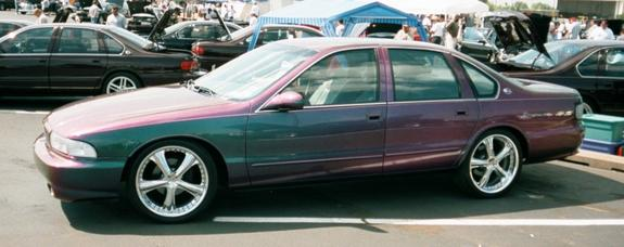 Another stuntin 1996 Chevrolet Caprice post... - 953114