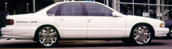 Another stuntin 1996 Chevrolet Caprice post... - 953115