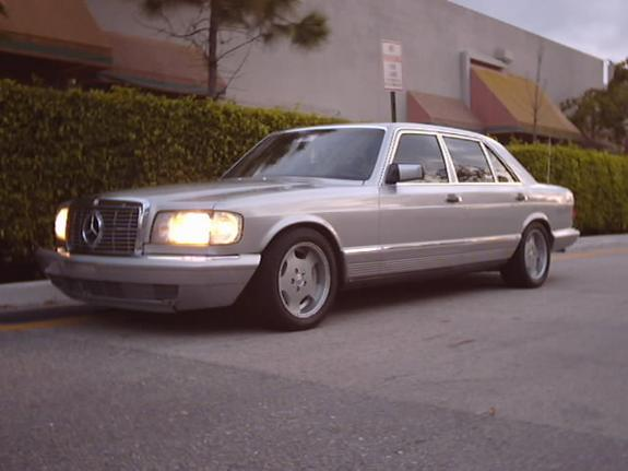 Another mercedesdoc 1984 Mercedes-Benz S-Class post... - 953745
