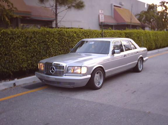 Another mercedesdoc 1984 Mercedes-Benz S-Class post... - 953746