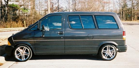 Charman's 1987 Ford Aerostar in Decatur, AL