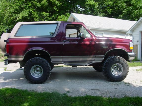 Another dh132 1996 Ford Bronco post... - 955046