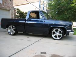 Wild30s 1983 Chevrolet C/K Pick-Up