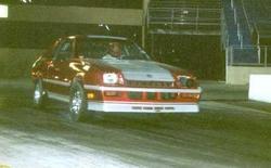 GLHSclone 1986 Dodge Charger