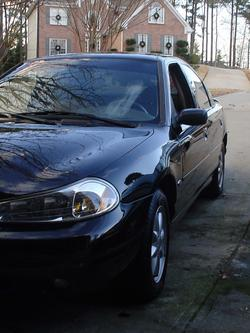 walksoftly2001 1999 Ford Contour