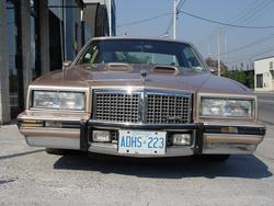 chrias 1986 Pontiac Grand Prix