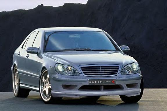 Another Selim_38 2003 Mercedes-Benz S-Class post... - 967355
