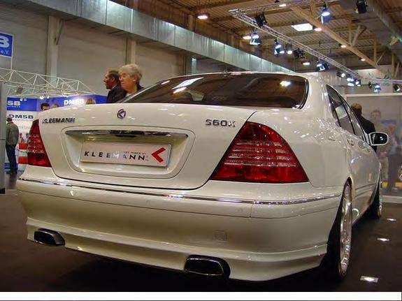 Another Selim_38 2003 Mercedes-Benz S-Class post... - 967360
