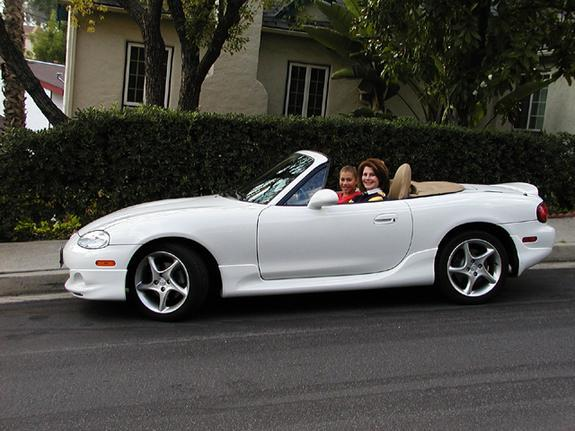miatastitch 39 s 2001 mazda miata mx 5 in los angeles ca. Black Bedroom Furniture Sets. Home Design Ideas
