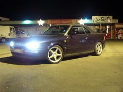 wooter 1996 Audi Cabriolet